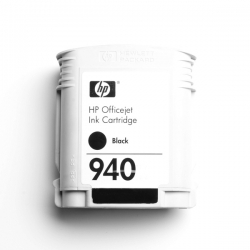 C4902AN/S HP 940 Black